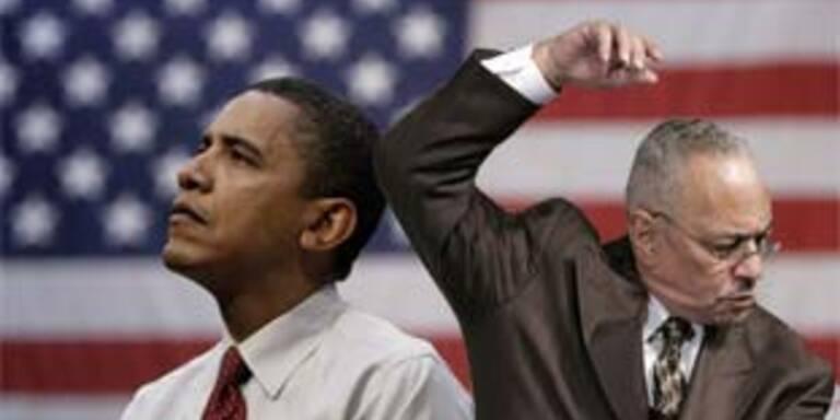 Obamas Ex-Pastor wird ihm zum Verhängnis