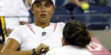 Wimbledon-Start von Paszek fraglich