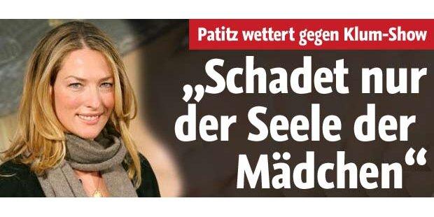 Topmodel Patitz geht auf Heidis Show los
