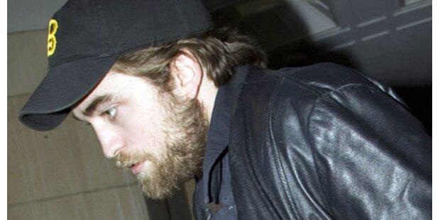Robert Pattinson schockt mit Vollbart