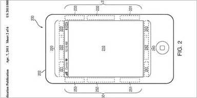 Bekommt das iPhone 5 zwei Displays?
