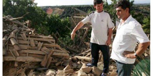 2 Tote und 145 Verletzte nach Erdbeben nahe Patras