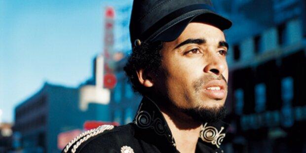 Patrice lädt zur Reggae-Nacht
