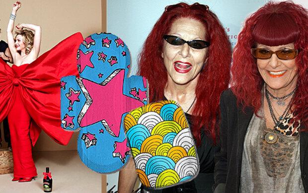 Patricia Field designt Damenbinden
