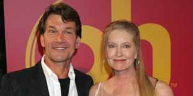 patrick swayze und Ehefrau Lisa