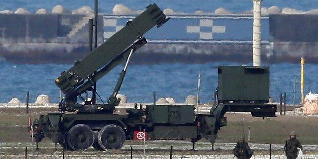 Russland liefert Raketen an den Iran