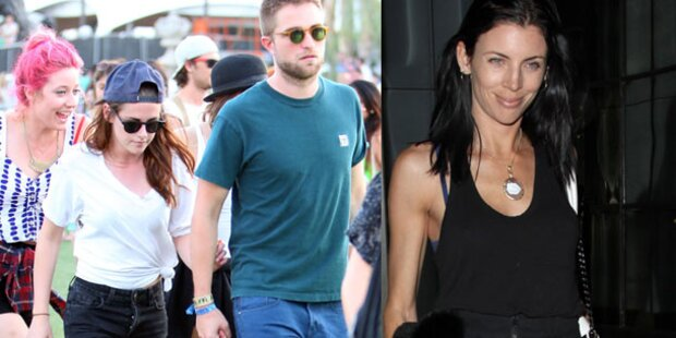 Stewart & Pattinson: Treffen mit Sanders-Ex
