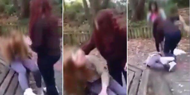 Brutales Prügel-Video schockt Facebook