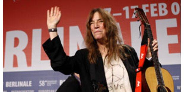 Patti Smith auf der Berlinale