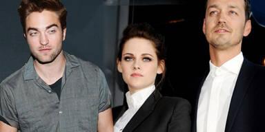 Kristen Stewart, Rupert Sanders, Robert Pattinson