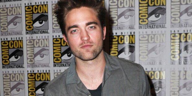 Rob Pattinson feiert Frust weg