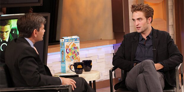 Pattinson schweigt über Liebes-Aus