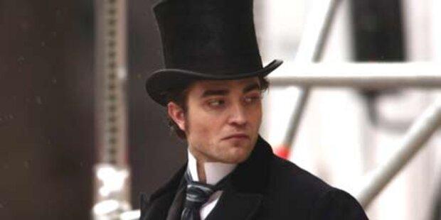 Robert Pattinson - Orgie mit 30 Frauen?