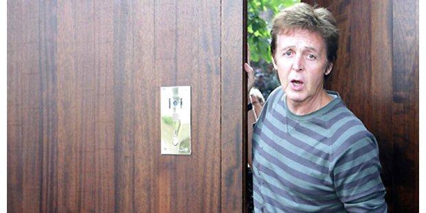McCartney hat die Nase von Frauen voll