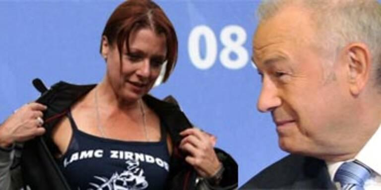 Ex-CSU-Rebellin Pauli tritt gegen Beckstein an