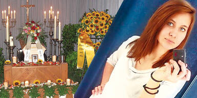 Paulina Aufbahrung