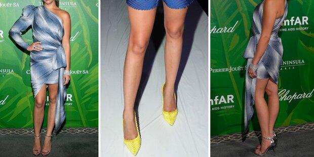 Welchem Adelsspross diese Beine gehören...