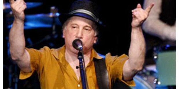 Paul-Simon-Konzert wegen Sturmwarnung abgesagt