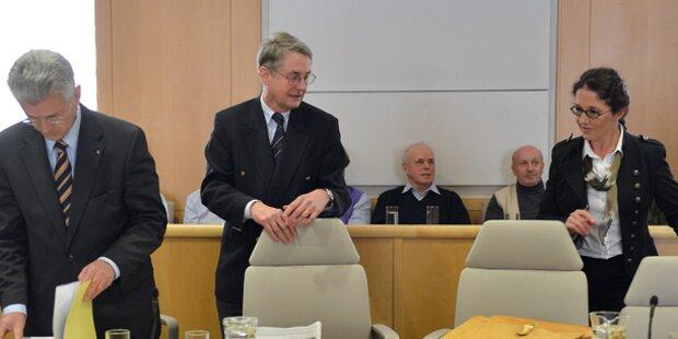 Salzburg-Finanzen: Streit um Unterschrift