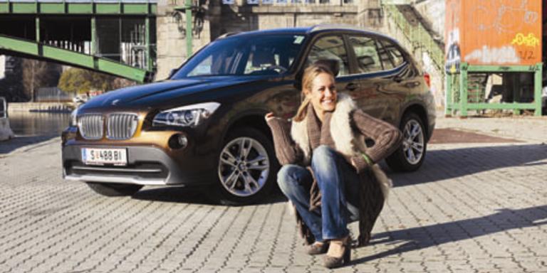 BMW X1 - der kleine Shooting-Star