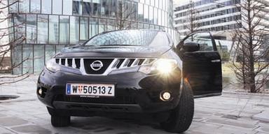 Der Luxus-SUV Nissan Murano im Test