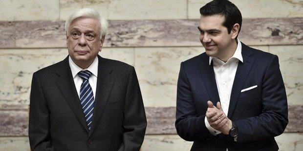 Griechenland: Pavlopoulos neuer Präsident