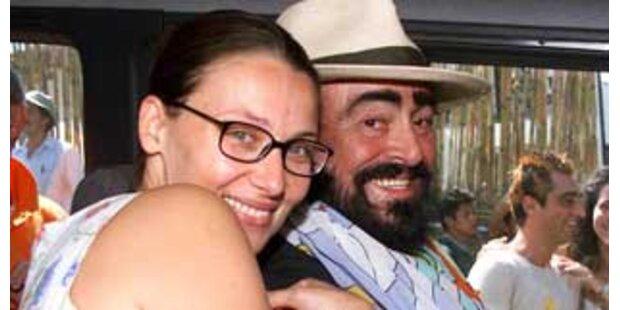 Pavarottis Witwe leidet an Multipler Sklerose