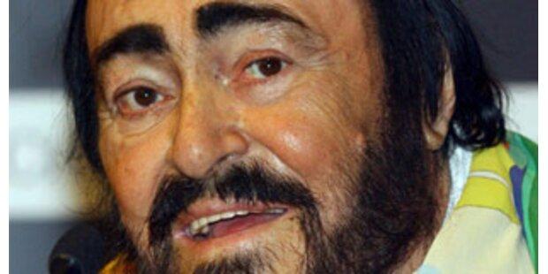 Pavarotti hinterlässt 18 Millionen Euro Schulden