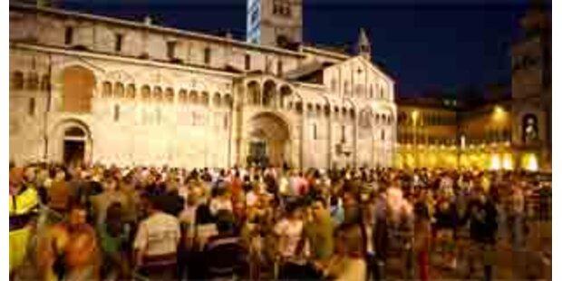 Italien nimmt Abschied von Pavarotti