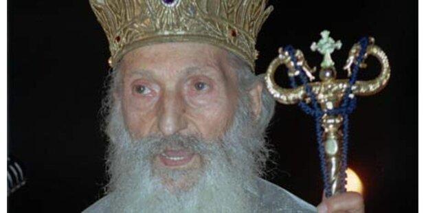 Serbischer Patriarch Pavle gestorben
