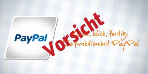 PayPal: Abbuchungen ohne Überprüfung!