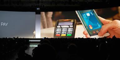 Bezahlen per Handy im Kommen
