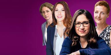 Viel zu wenig Frauen in der Politik