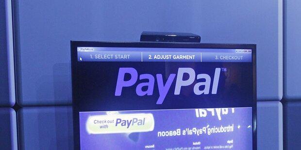 Paypal steigt ins mobile Bezahlen ein