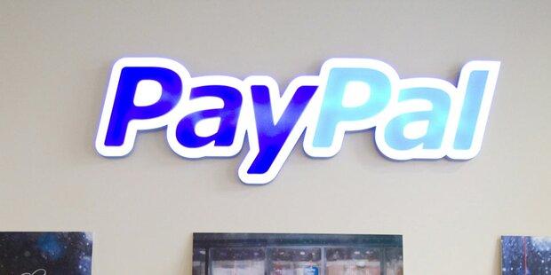 PayPal wächst rasant weiter