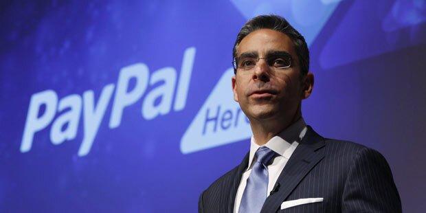 Facebook verpflichtet den PayPal-Chef