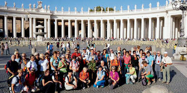 50 Kärntner Pilger aus Petersdom gejagt
