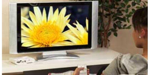 Startschuss für hochauflösendes Fernsehen