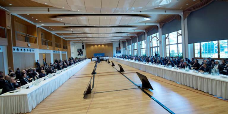 Syrien-Konferenz: Streit um Assads Zukunft