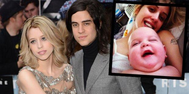 Peaches Geldof: Baby Nr. 2 ist unterwegs