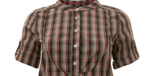 Trendige Styles im Karo-Look!