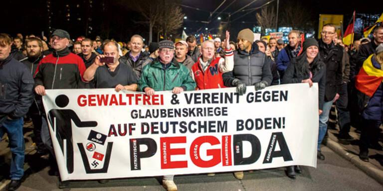 """Pegida """"spaziert"""" am 2. Februar durch Wien"""