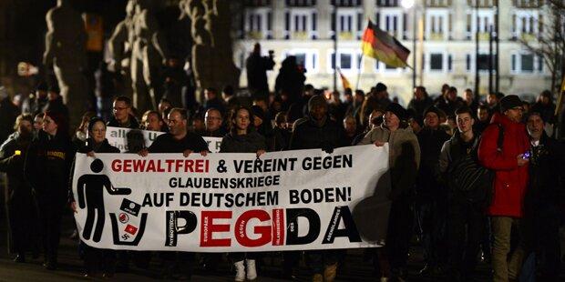 Polizei verbietet Pegida-Demo