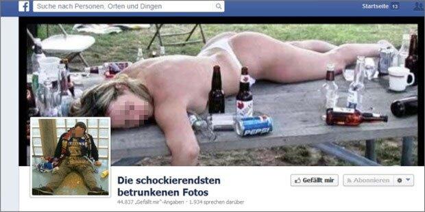 Nie wieder peinliche Facebook-Fotos?