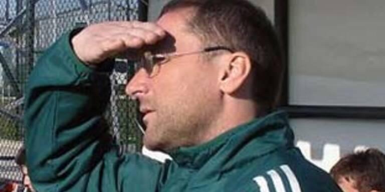 Heinz Peischl neuer Trainer von SK Schwadorf