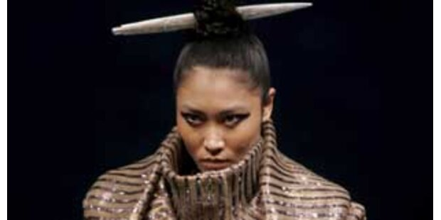 Peking zeigt düstere Gladiatoren-Show