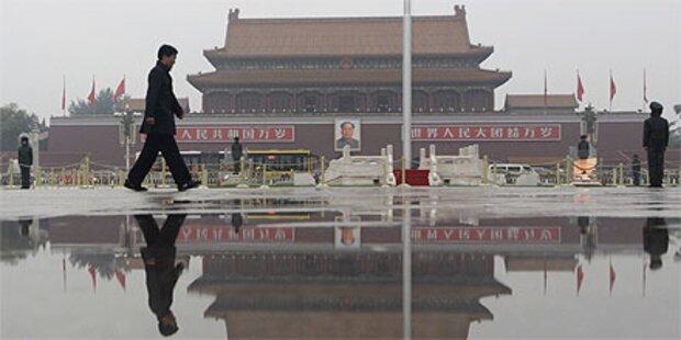 Peking will Schnee schmelzen