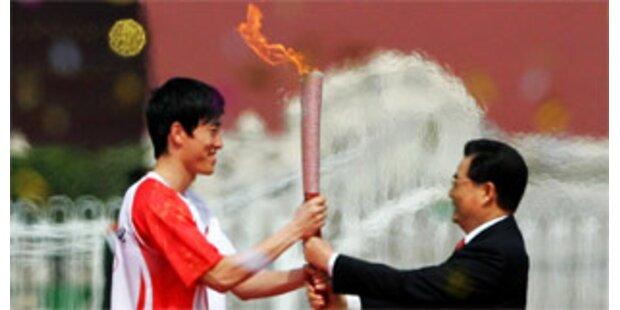 Startschuss für weltweite Anti-China-Proteste fiel