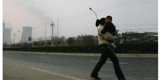 Immer mehr missgebildete Babys in China