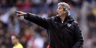 Pellegrini neuer ManCity-Coach